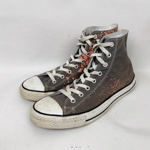 Conversation All Star Bleached Sneakers Size 11
